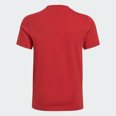 Youth Soccer Red Manchester United Tee