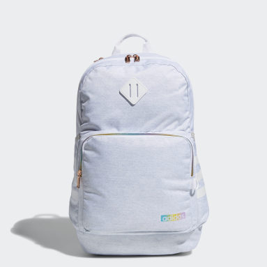 Training Grey Classic 3-Stripes Backpack