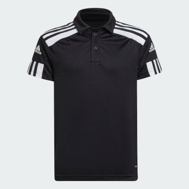 Squadra 21 Polo Shirt Czerń