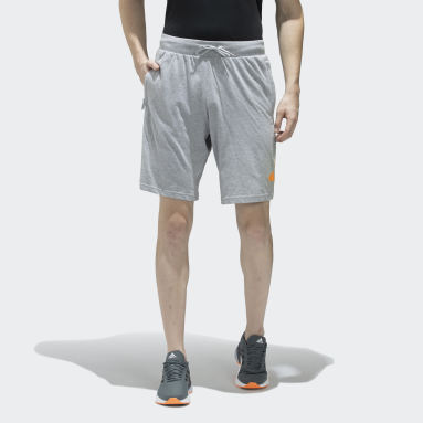 Men Sportswear Grey BIC Mesh Shorts