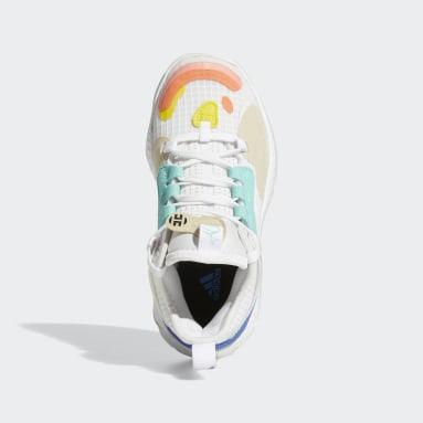 Children Basketball White Harden Vol. 5 Shoes
