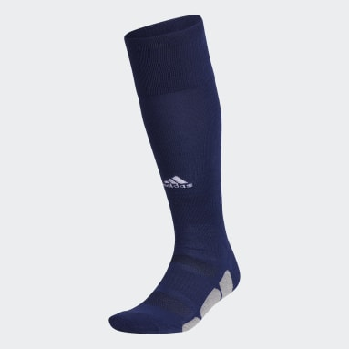 Baseball Blue Utility OTC Socks