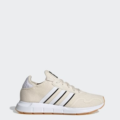 Women's Originals White Swift Run X Shoes