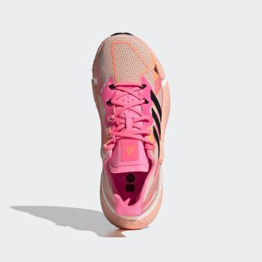 Women Running Pink X9000L4 HEAT.RDY Shoes