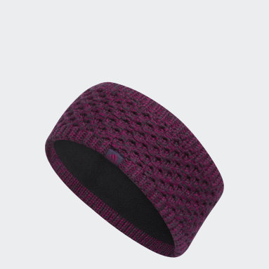 Women's Training Purple Crestline Headband