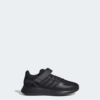 Kinderen Hardlopen Zwart Runfalcon 2.0 Schoenen