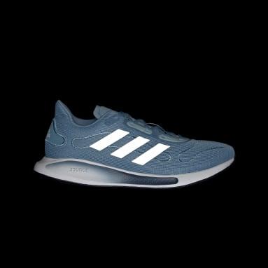 Zapatillas Galaxar Run Azul Mujer Running