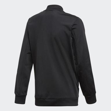 Youth Soccer Black Condivo 18 Jacket