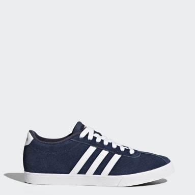 Kadın Sport Inspired Mavi Courtset Ayakkabı