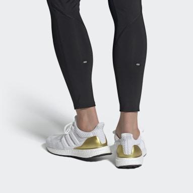 ผู้ชาย วิ่ง สีขาว รองเท้า Ultraboost 4.0 DNA