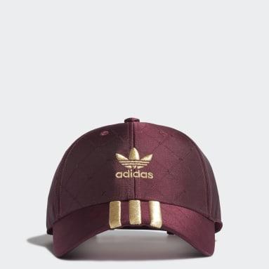 Originals Burgundy Baseball Cap