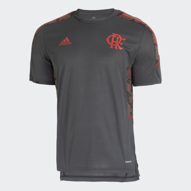 Camisa Treino CR Flamengo Multi Homem Futebol