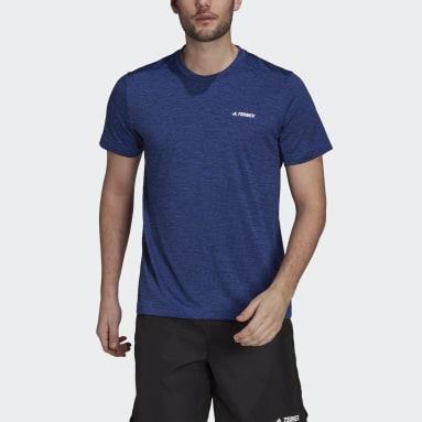 T-shirt Terrex Tivid Bleu Hommes TERREX