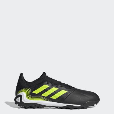 Men's Soccer Black Copa Sense.3 Turf Shoes