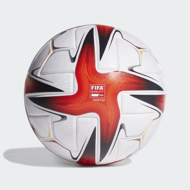 Football White Conext 21 Pro Olympic Games Ball