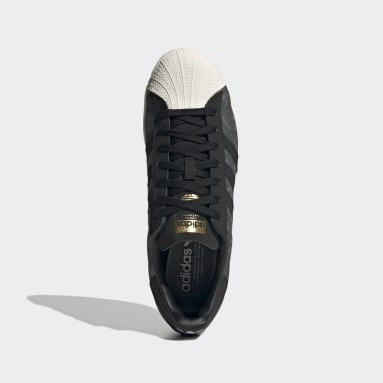 Men Originals Grey Superstar Atmos Shoes