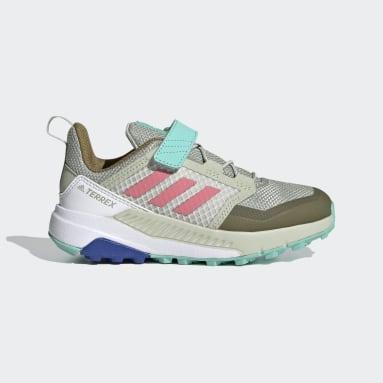 Kids TERREX Green Terrex Trailmaker Hiking Shoes