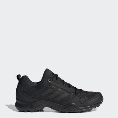 Men's TERREX Black Terrex AX3 Hiking Shoes