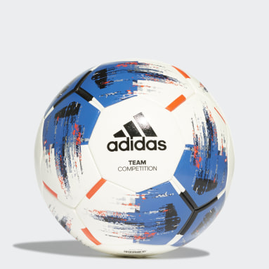 Football White Team Competition Ball