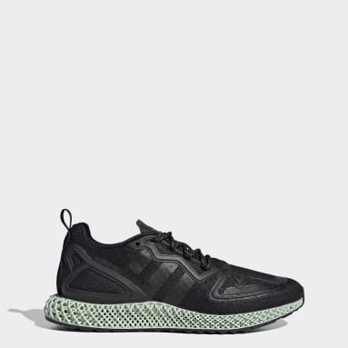 Men Originals Black ZX 2K 4D Shoes