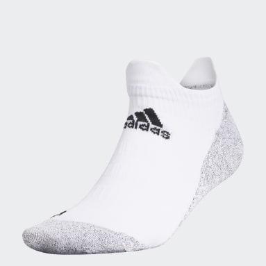 Training White Alphaskin Traxion Low Socks