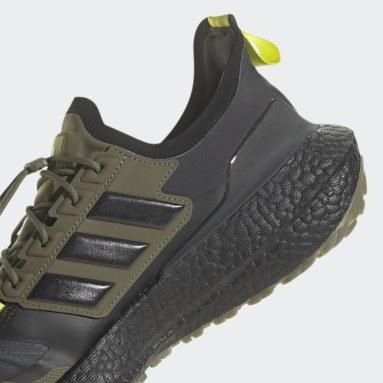 Sapatilhas Ultraboost 21 GORE-TEX Verde Homem Running