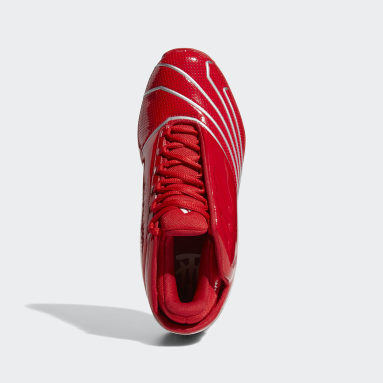 Basketball Red T-Mac 2.0 Restomod Shoes