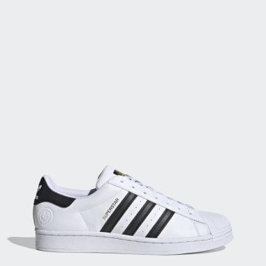Originals Hvid Superstar Vegan sko