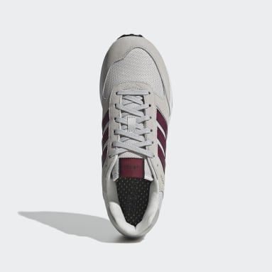 Chaussure Run 80s Gris Running