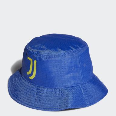 Cappello Bucket Juventus Blu Calcio