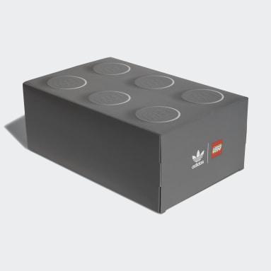бежевый Кроссовки adidas ZX 8000 x LEGO®