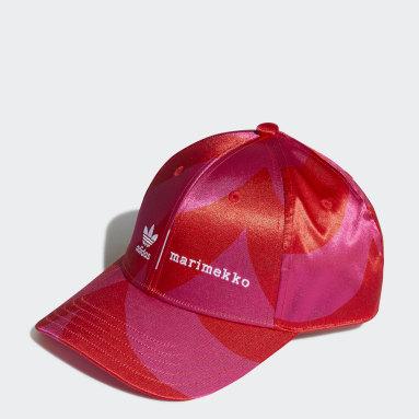 Cappellino Marimekko Rosa Originals