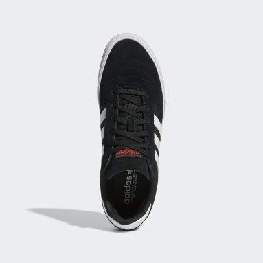 Men's Originals Black Busenitz Vulc II Shoes