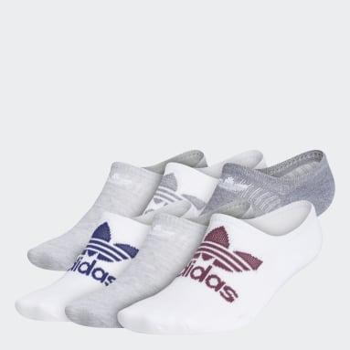 Men's Originals Multicolor Classic Superlite Super-No-Show Socks 6 Pairs