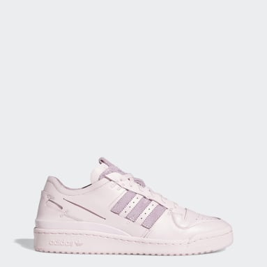 Forum 84 Low Minimalist Icons Shoes Różowy