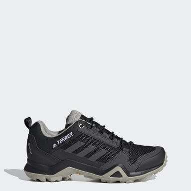 Zapatillas de Senderismo Terrex AX3 GORE-TEX Negro Mujer TERREX