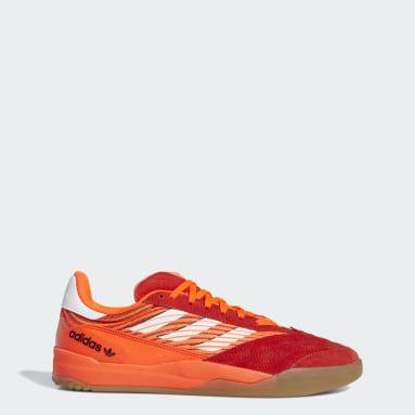 Originals oranje Copa Nationale Schoenen