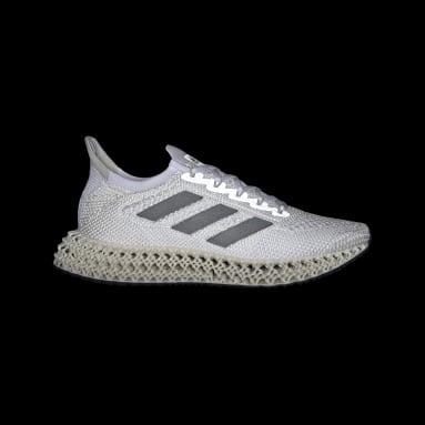 Løb Hvid 4DFWD sko