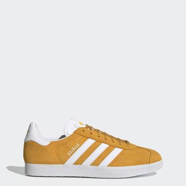 Chaussure Gazelle jaune Originals