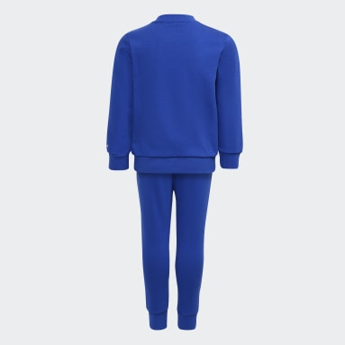 Kinderen Originals Blauw Adicolor Set