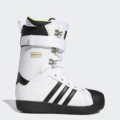 Vintersport Hvid Superstar ADV støvler