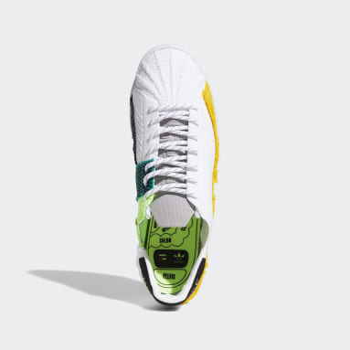 Originals White Pharrell Williams Superstar Shoes