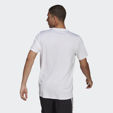 Camiseta Made To Be Remade Running Blanco Hombre Running