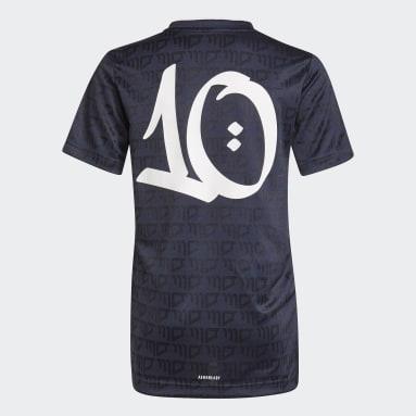 черный Футболка AEROREADY Salah Football-Inspired