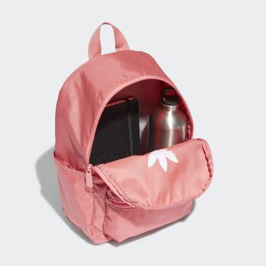 Kinderen Originals Roze Adicolor Floating Trefoil Mini Rugzak