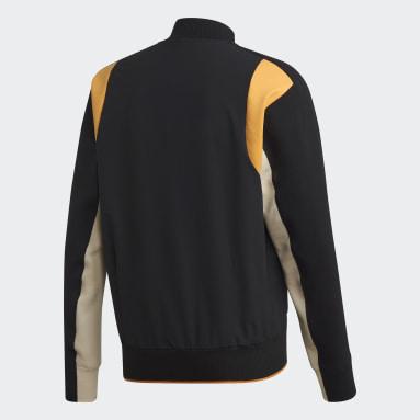 Men Sportswear Black VRCT Jacket