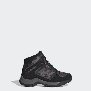 Zapatillas de Senderismo Terrex Hyperhiker (UNISEX) Negro Niño TERREX