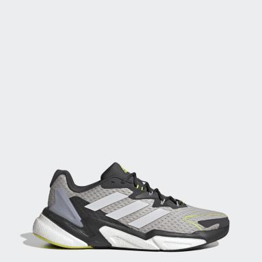Løb Grå X9000L3 COLD.RDY sko
