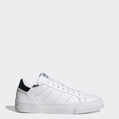 Women's Originals White Court Tourino Shoes