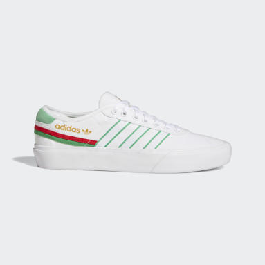 Originals White Delpala x FMF Shoes